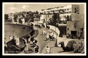 Araberdorf-Postkarte1